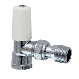 Terrier Lock Shield Angle Valve