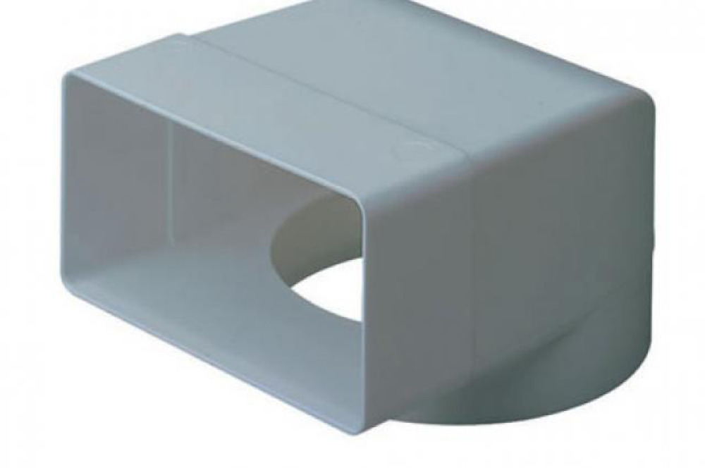Rectangular Duct Elbow Connector 90