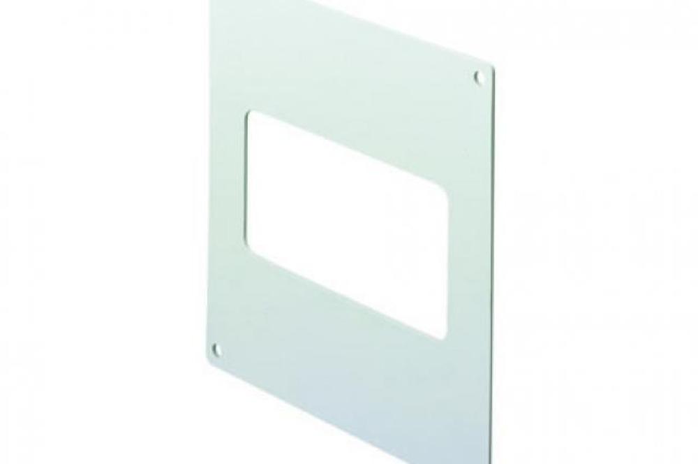Rectangular Duct Wall Plate