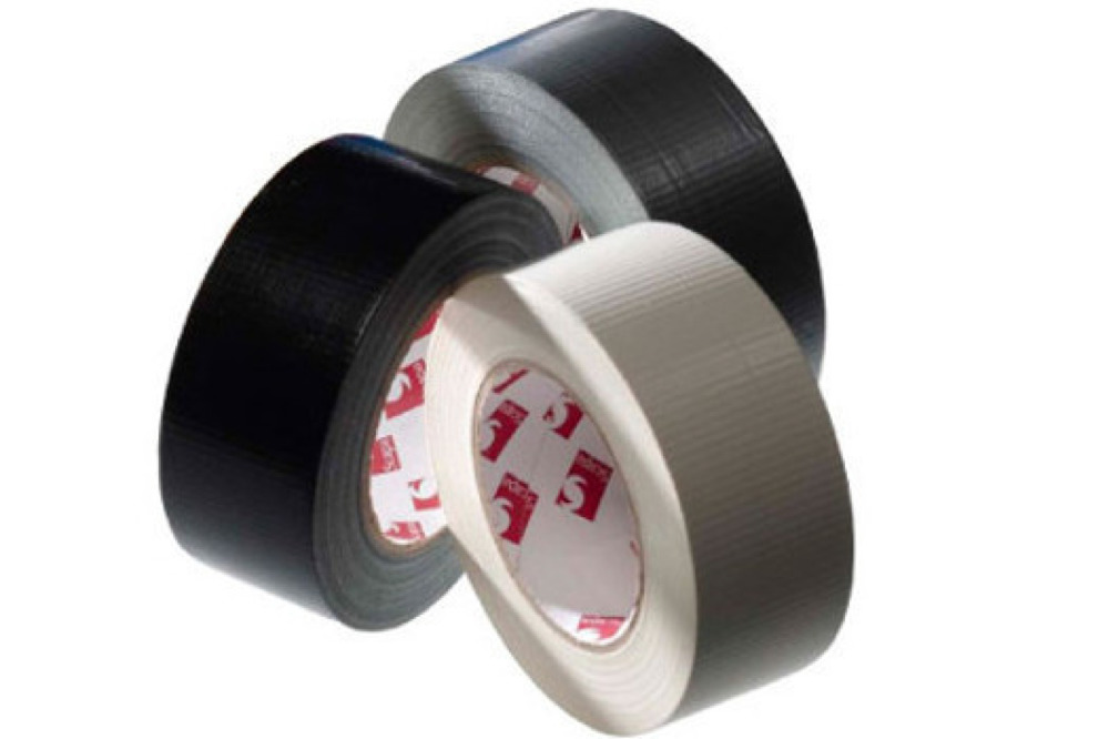 WP103 Black Gaffer Tape 50mm X 50M 3159