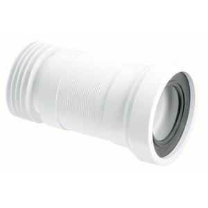 Mcalpine WC-F23R Flex Pan Connector 150-340mm