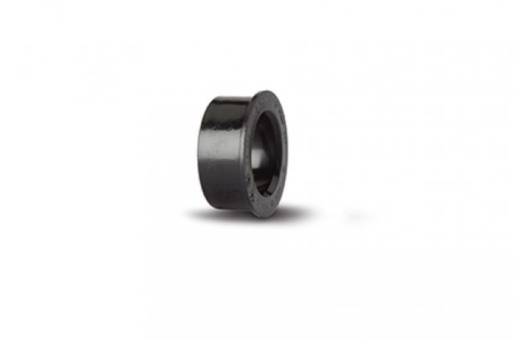 Polypipe SW80B Black Boss Adaptor 32mm Soil