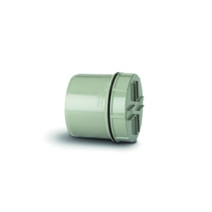Polypipe SA62SG Solvent Grey Access Cap SPG 110mm Soil