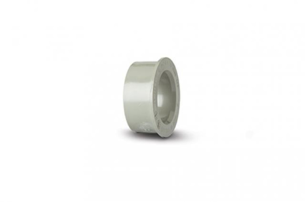 Polypipe SW80SG Solvent Grey Boss Adaptor 32mm Soil