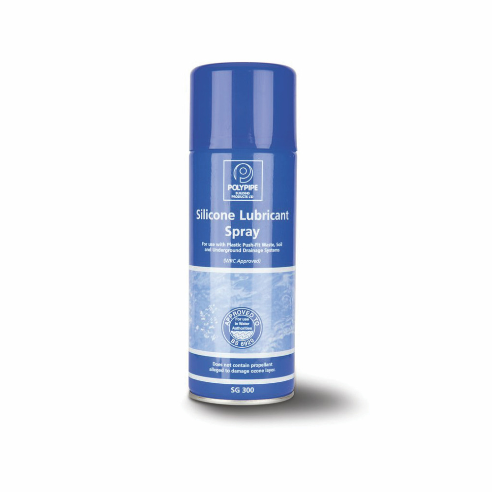Polypipe Silicone Spray