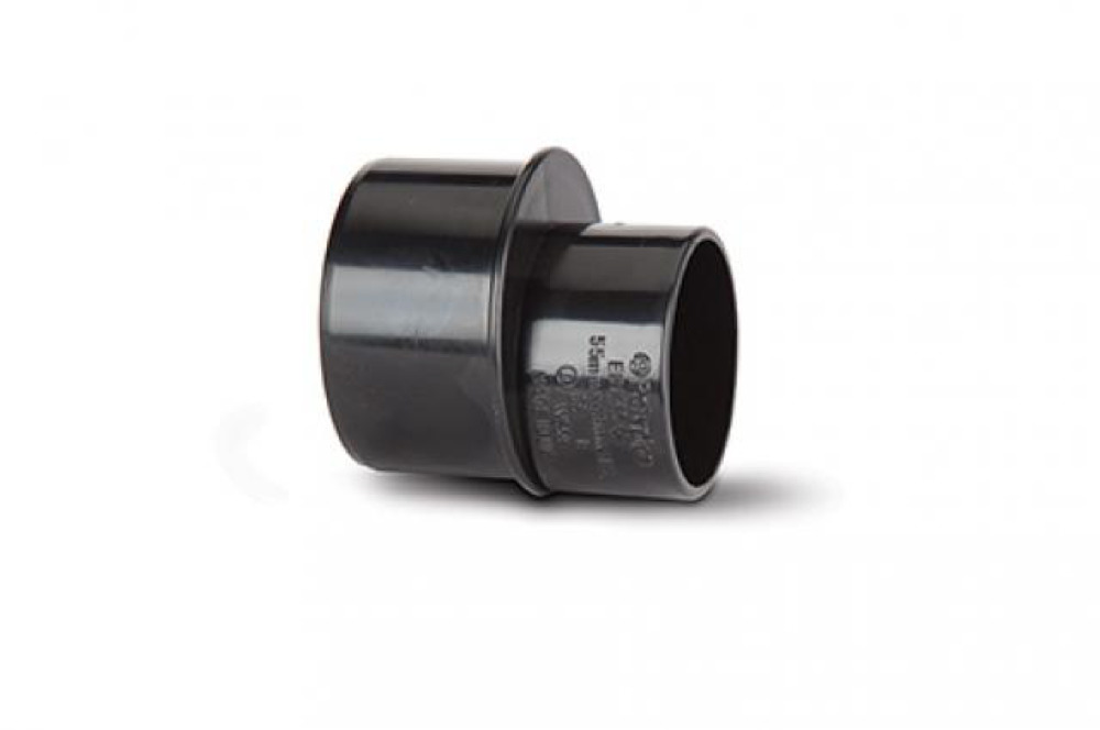 Polypipe WS28B Black Reducer 40x32mm Weld