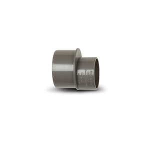 Polypipe WS59G Grey Reducer 50x40mm Weld