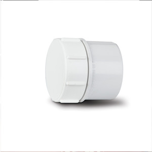 Polypipe WS72W White Access Cap 50mm Weld