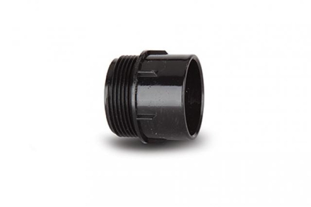 Polypipe Male Adaptor Mupvc