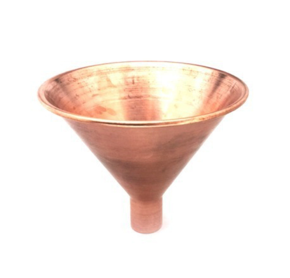 42mm Copper Tundish