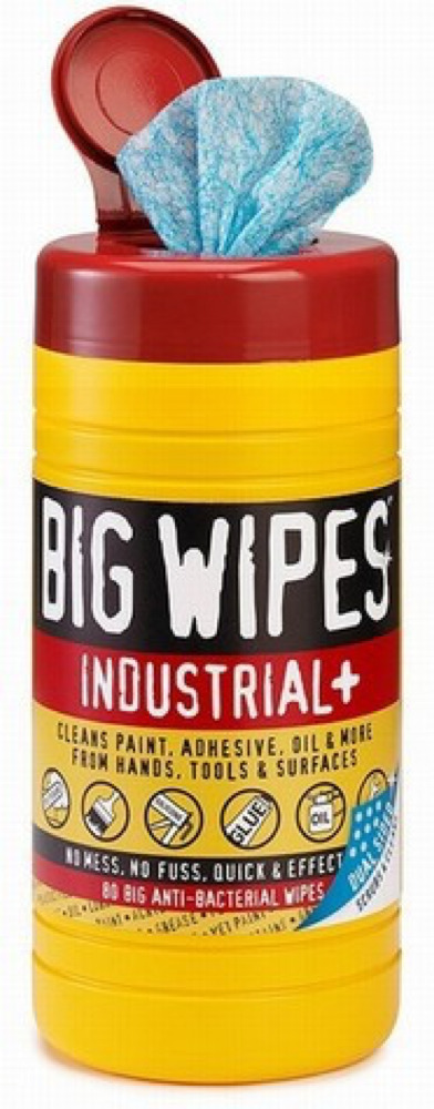 Big Industrial Wipes Double Side