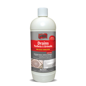 Knock Out Drains, Toilets And Urinals