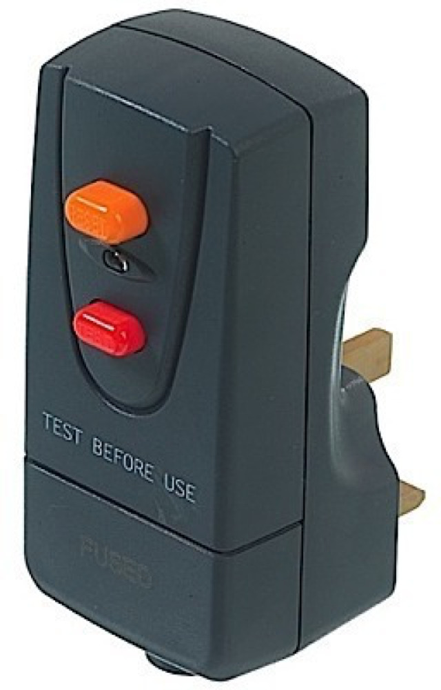 RCD Plug In Adaptor