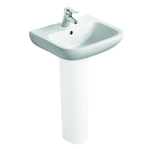 Portman 21 Pedestal Basin