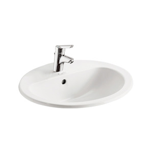Orbit 21 Vanity Basin Overflow