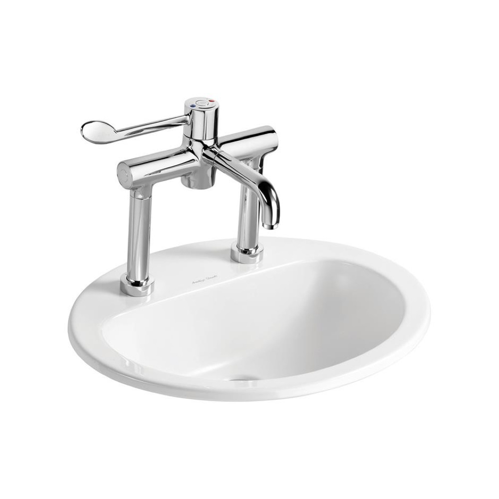 Orbit 21 Vanity Basin No Overflow