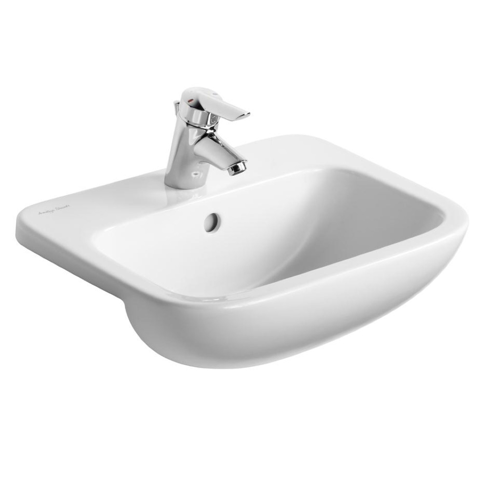 Profile 21 Semi Recessed Basin Overflow