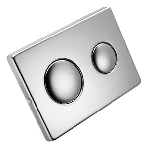 Flushplates Dual Flush Stainless Steel