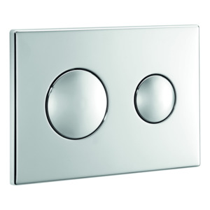 Conceala Chrome Plate Flushplate D/F S4399AA Unbranded