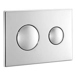 Flushplates Chrome Plate Dual Flush