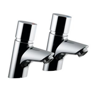 Avon 21 Non-Concussive Basin Tap Pair