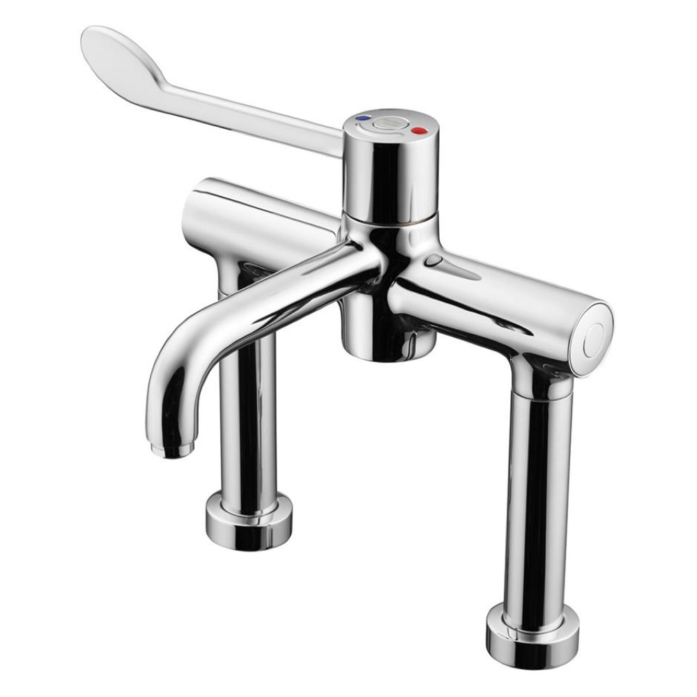 Markwik 21 Thermostatic Basin Mixer Bioguard