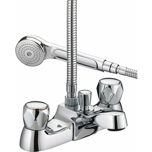 Club Vaclbsmcmt Bath Shower Mixer Chrome Plate