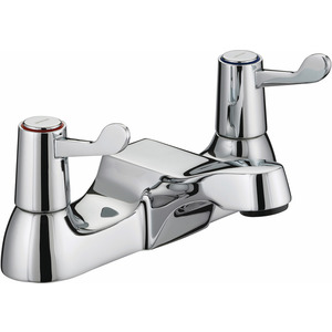 Lever Bath Filler Valbfccd Chrome Plated