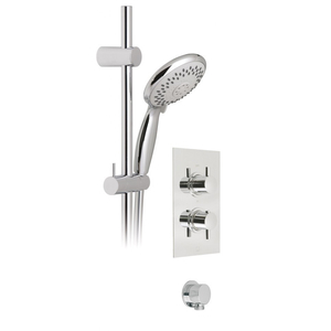 Vado Celcius Square Concealed Shower & Kit