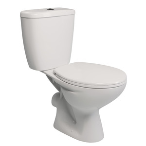Lecico New Atlas Trade Toilet Set Including Self Colour Seat