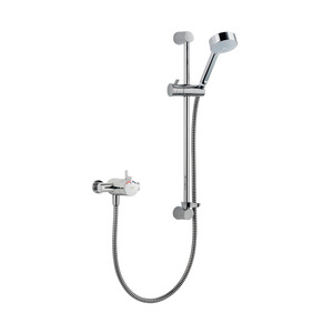 Mira Miniduo EV Shower & Kit