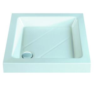 Classic Shower Tray Comes With Waste