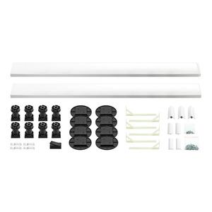 Universal Square And Rectangular Riser Kit
