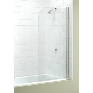 Merlyn Curved Bath Screen