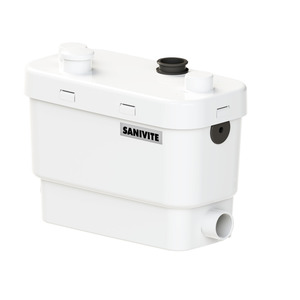 Sanivite Plus Sanitary Shredder