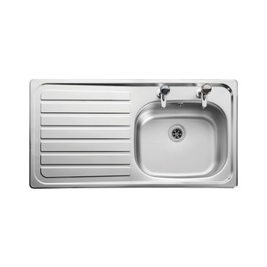 Leisure Inset Sink Left Hand Drainer