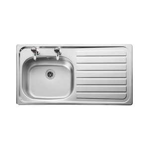 Leisure LE95R 950X508 Inset Sink 2TH Right Hand Drainer