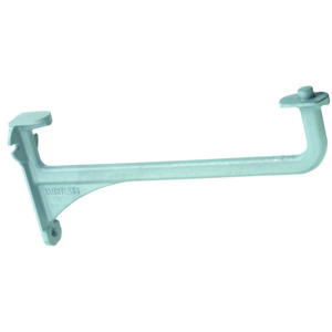 Pair Pci Basin Towel Rail Brackets