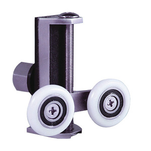Uniwheel Universal Shower Rollers Pair
