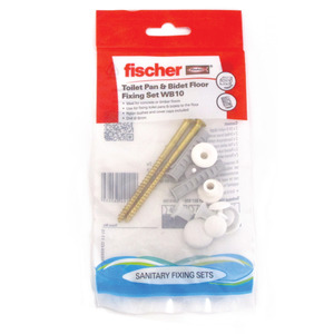 Fischer Toilet Fixing Set Domex