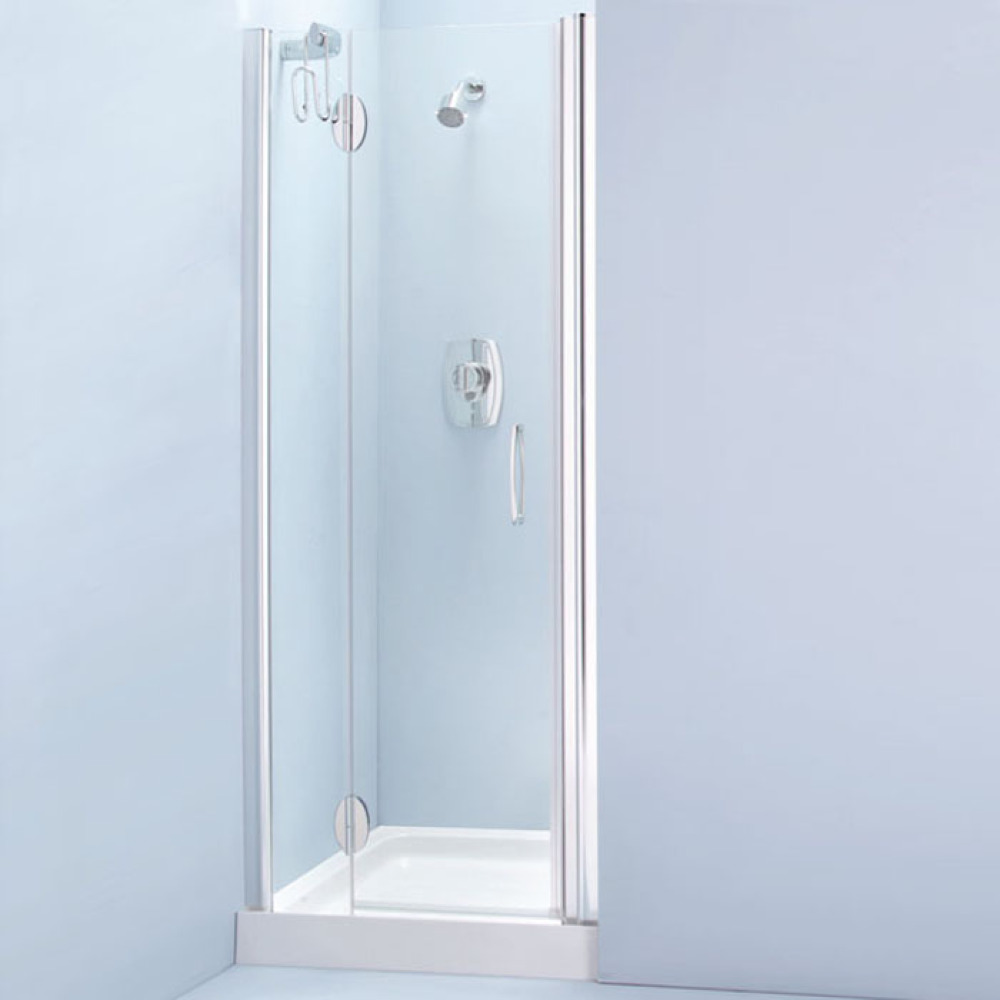 Bliss Alcove Door Silver