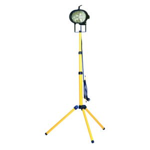 Faithfull Sitelight And Adjustable Stand
