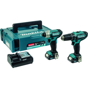 Makita Lithium Ion Twin Pack