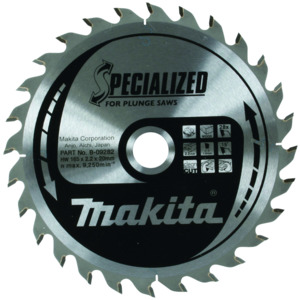 Makita Specialized Plunge Cut Blade
