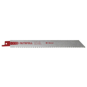 Sabre Saw Metal Blades Pack
