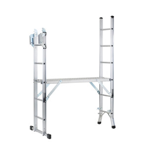 Youngman Pro-Deck® 5 Way Combination Ladder