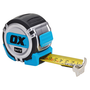 Ox Pro Heavy Duty Tape Metric Imperial