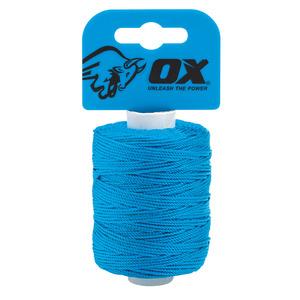 Ox Pro Cyan Nylon Brickline