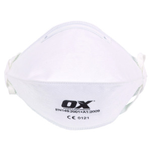 Ox Safety Moulded Cup Respirator Valve