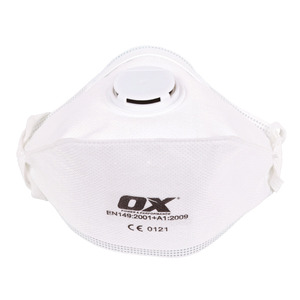 Ox Safety Fold Flat Respirator